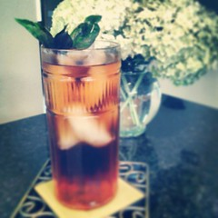 Thai Basil Iced Tea