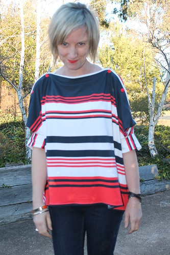 Boardwalk Jersey Square, Cut and Sewn