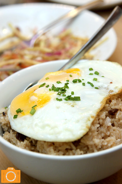 Namnam University Fried Rice