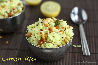 lemon- rice