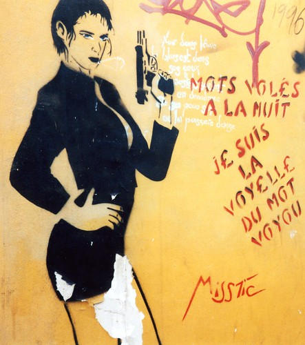 Miss-tic, Paris, 1996,
