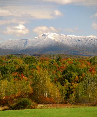 Snowy Fall Mansfield | by Vermont Scribes