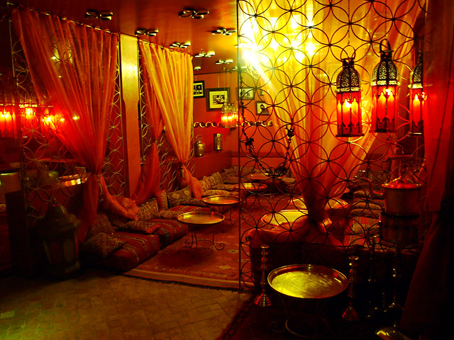 Lounge, Moroccan Bar, Marrakech