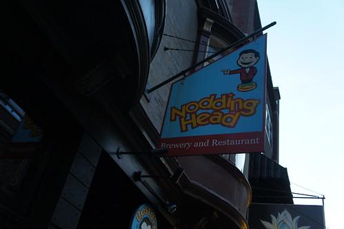 Nodding Head Brew Pub