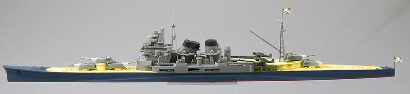 1/700 Heavy Cruiser Atago