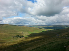 September campings including a quick trip to The Yorkshire Dales.