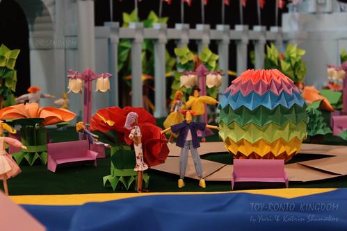 The Shumakovs' TOY-RONTO KINGDOM, Canadian National Exhibition, 2013