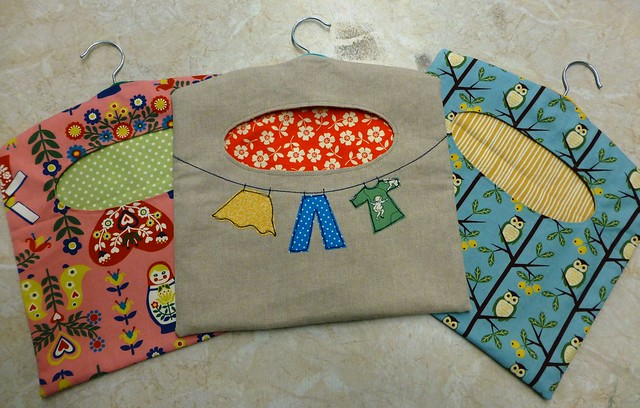 Peg Bag Class samples