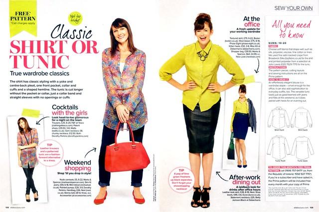 Prima Magazine - Pattern, November 2013 (01)