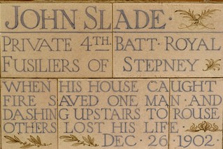 Private John Slade