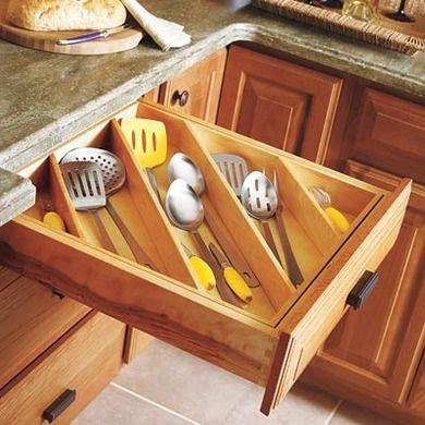 Maximizing a small kitchen