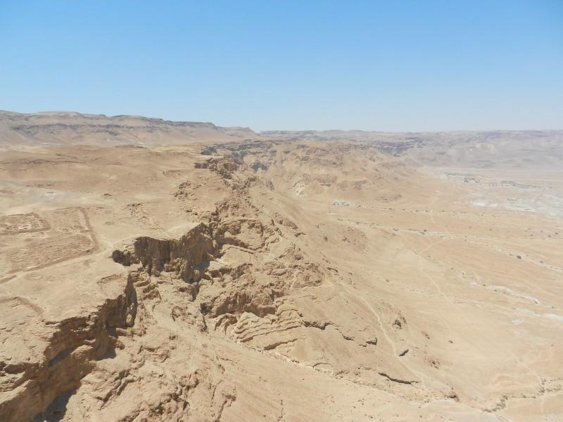 Израиль пустыня