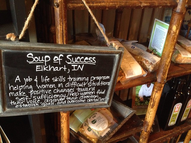 Soup of Success - Creative Women of the World