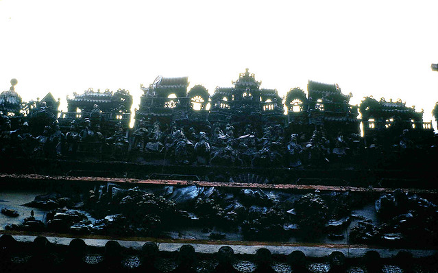Chùa Bà Thiên Hậu (Tuệ Thành Hội Quán) 1966-70