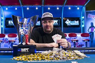 WPT S12 JAX bestbet Fall Poker Scramble Champion Jared Jaffee