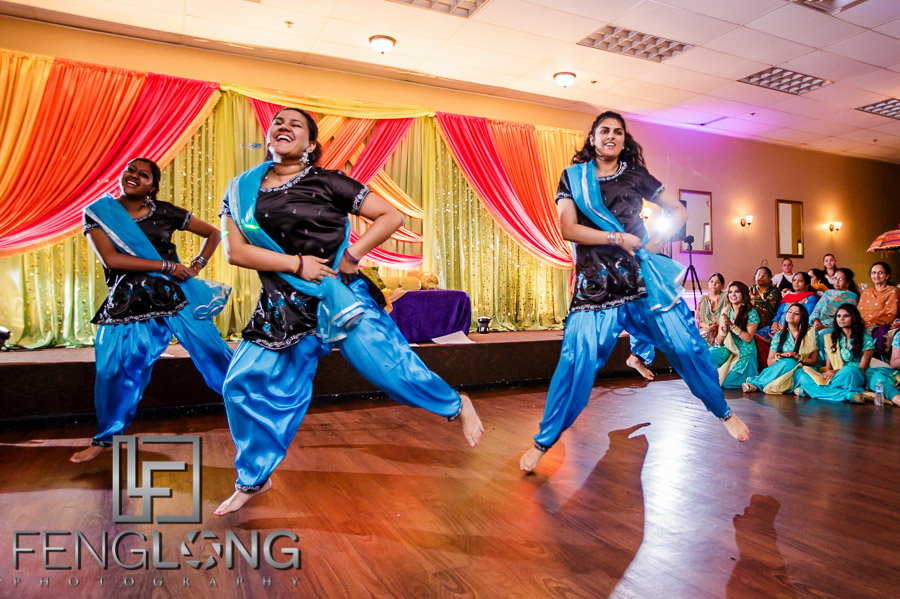 Atlanta Muslim Mehndi at Monarch Ballroom