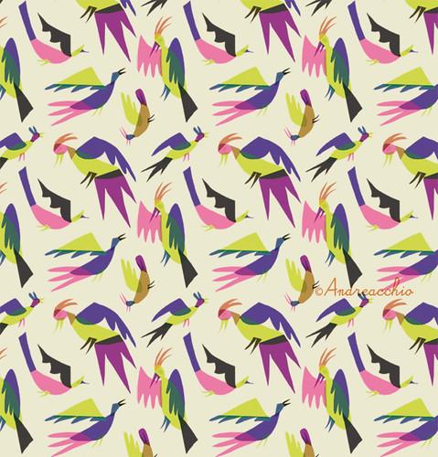 A new Birds Pattern :)
