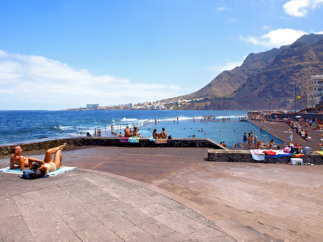 Bajamar, La Laguna, Tenerife