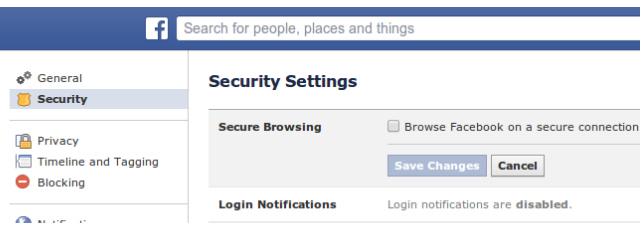 More tips on .htaccess - Facebook Security Settings Screen  - by Anil Kumar Panigrahi