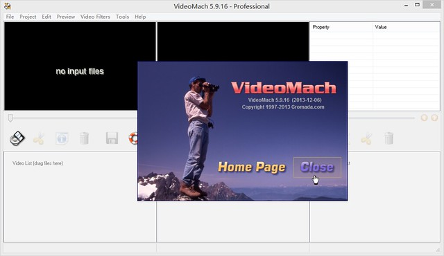 Videomach 5.9.16 Professional