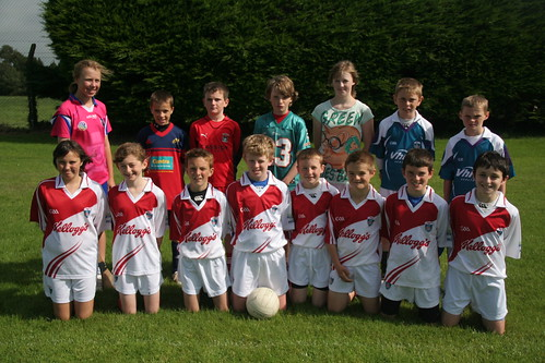 St.Mary's Kelloggs Cul Camps 20012