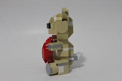 LEGO Seasonal Valentine's Day Teddy Bear (40085)