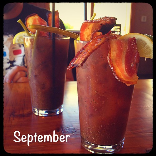 September- Bloody Mary