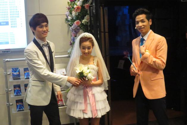 Wedding結婚音樂秀主角們