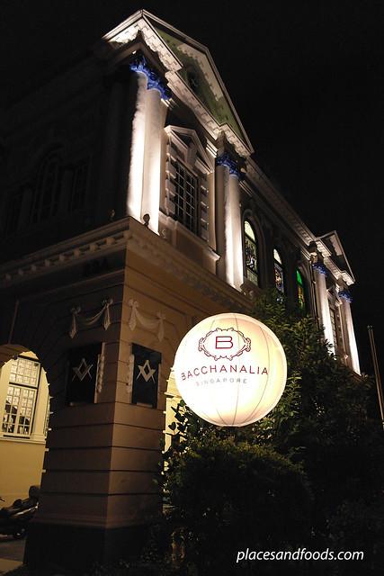 bacchanalia restaurant
