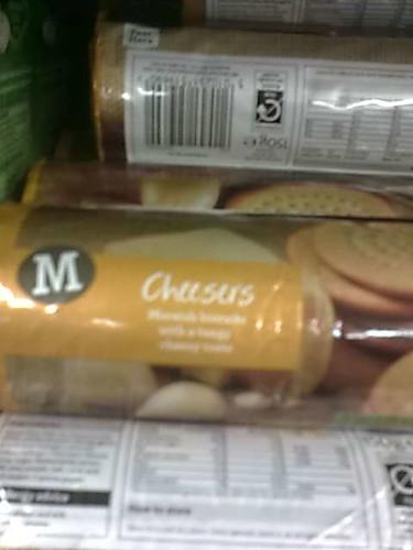 cheesers!