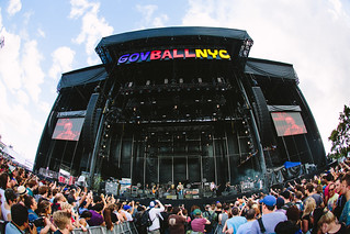 Gov Ball NYC Stage. 6.9.2013
