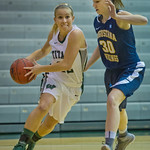 2014-01-07 -- Women's basketball vs. Augustana.