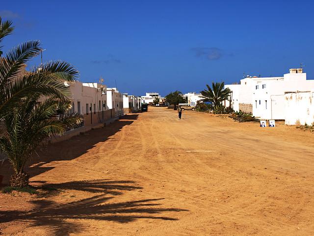 Caleta del Sebo, La Graciosa, Lanzarote