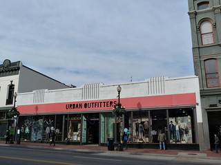 Urban Outfitters, Georgetown