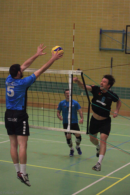 USP Herren 1 vs. VBC Steyr