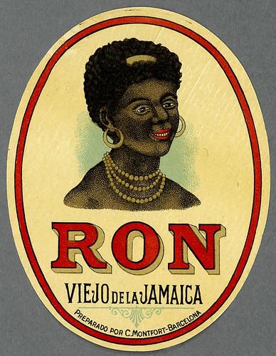 005-Etiquetas de bebidas. Figuras y retratos de mujeres-1890-1920- Biblioteca Digital Hispánica