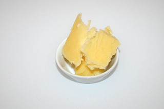 17 - Zutat Butterschmalz / Ingredient ghee