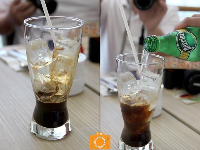 Mentore Perri-Espresso collage