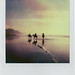 Horses on the Beach by Polaroid SF