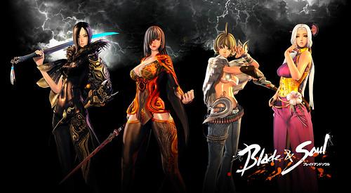 140208(2) - 線上遊戲《ブレイドアンドソウル》(BLADE & SOUL 劍靈)預定4月首播『原創』電視動畫、製作群&聲優&巨幅海報一同出爐! 2 FINAL