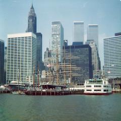 New York / Manhattan 1972