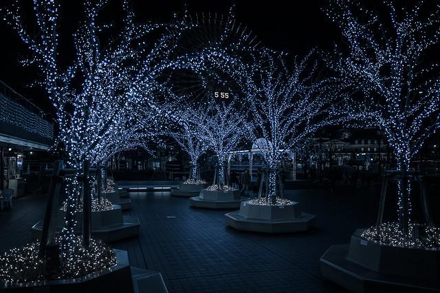 20140213_01_Minato Mirai 21 Illumination