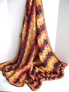 Bonfire Wedding Blanket