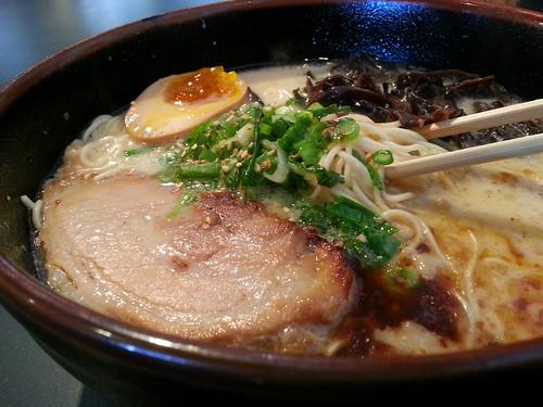 #1 Tonkotsu Original at Ramen Tatsu-ya