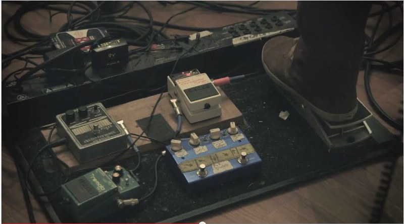 Ilovefuzz Com View Topic Pedalboards Of The Stars