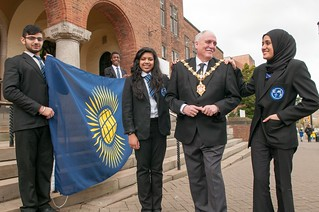 Dudley celebrates Commonwealth Day