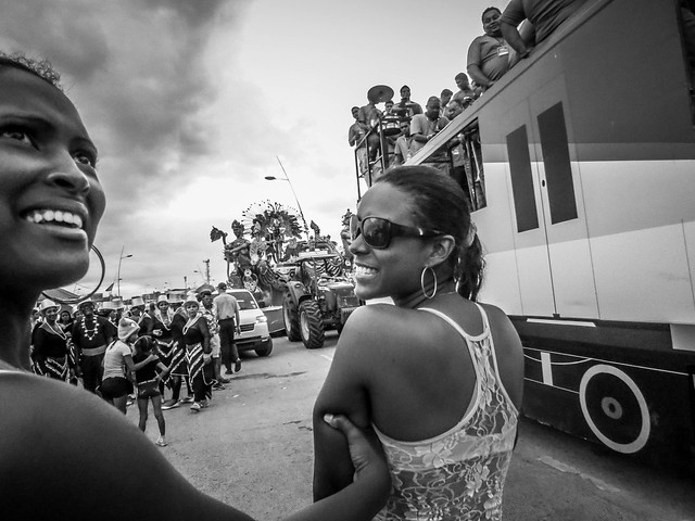 """Carnaval de la City"" #Panama"