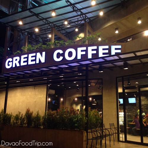 Garden By The Bay Davao City green coffee opens newest branch in davao city | food trips in
