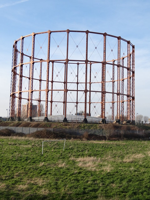 111 - Gasometer and football goal