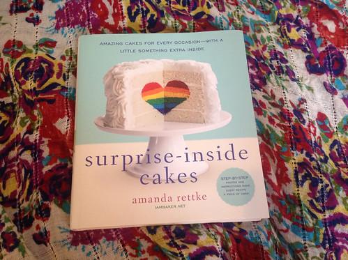 Surprise-Inside Cakes #iambaker #amandarettke